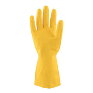 gloves rubber